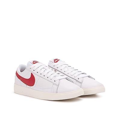 36 Pour Baskets Eu Rouge 5 Blanc Nike Rouge Femme q461POxY
