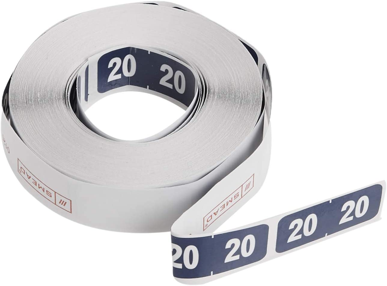 Smead ETYJ Color-Coded Year Label Label Roll 2014 Gold 500 per Roll 68314