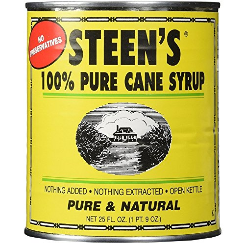 Pure Cane Steens - Steen's 100% Pure Cane Syrup 25oz Can