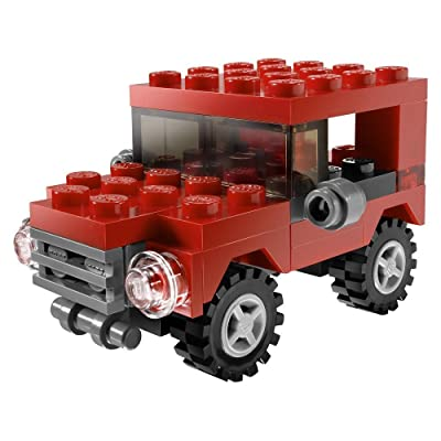 LEGO Creator 7803 Off Roader Jeep Polybag: Toys & Games