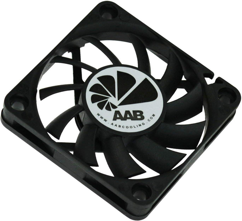 AABCOOLING Fan 6 - Un Silencioso Ventilador PC de la Serie Económica, Fan 60mm, Ventilador 12V, Ventilador 6cm, Fan Cooler, 29 m3/h, 2000 RPM 22 dB (A)