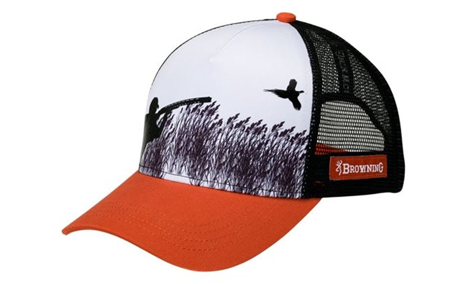 Amazon.com   Browning Cap Rooster Rust Snapback   Sports   Outdoors 8a97fa8b90e