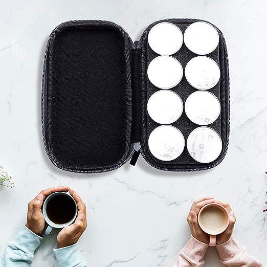su-xuri Cápsula Bolsa de Almacenamiento de café con Capacidad para ...