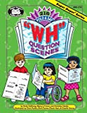 img - for 216 Fold & Say WH Question Scenes by Molly DeShong (1999-05-04) book / textbook / text book