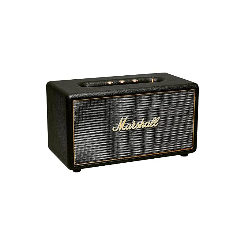 Marshall Stanmore Bluetooth Speaker, Bla