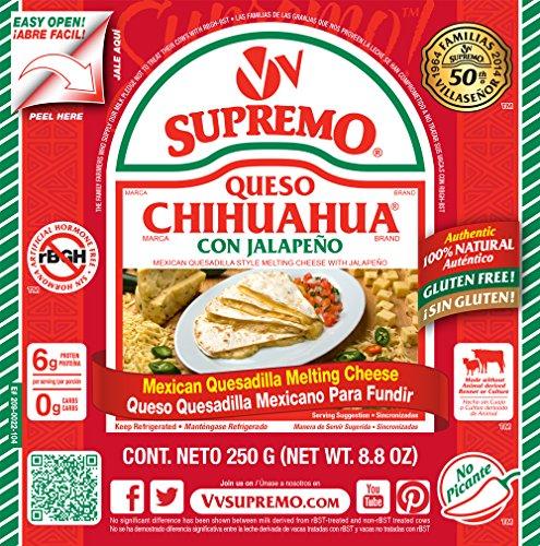 Queso Chihuahua Cheese