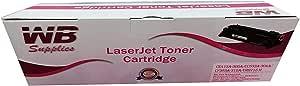 WB Toner Cartridge CE413A/CC533A/CF383A(305A/304A/312A CRG718 Magenta