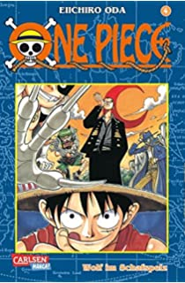 One Piece Band 4 Wolf Im Schafspelz