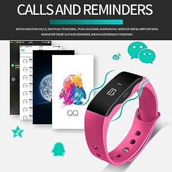Smartwatch Demiawaking Reloj Inteligente Hombres Mujeres Smart ...