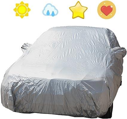 RM-Car Cover Funda impermeable para proteger el coche, apta para ...