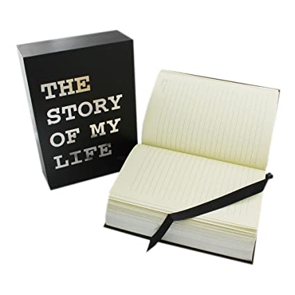 a532bda169ba Robert Frederick The Story Of My Life Notebook