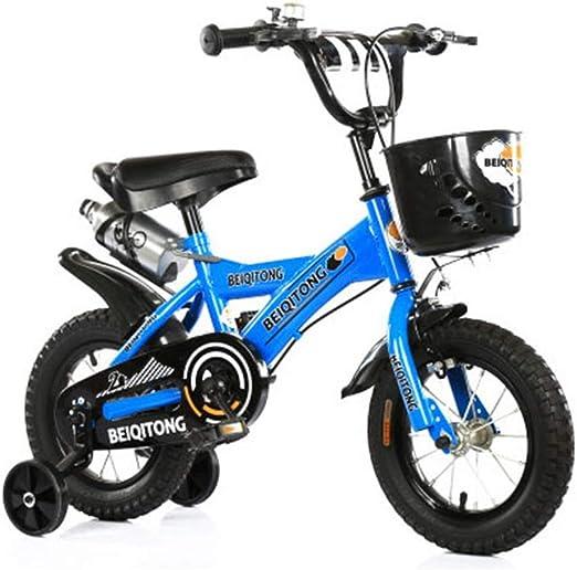 Los niños andan en bicicleta 12/14/16/18 pulgadas chicos andar en bicicleta niños y