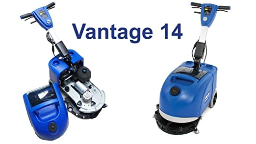 Clarke Vantage 14 Commercial Walk Behind Automatic Scrubber 14
