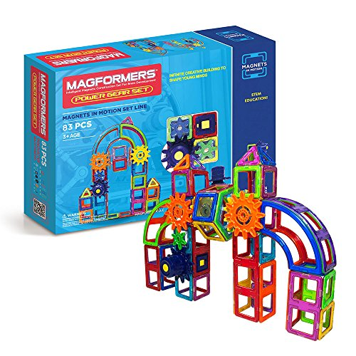 Magformers Magnets Motion Piece Power