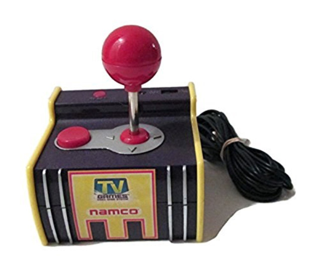 Tv Games Plug And Play : Jakks namco arcade classics plug and play tv games