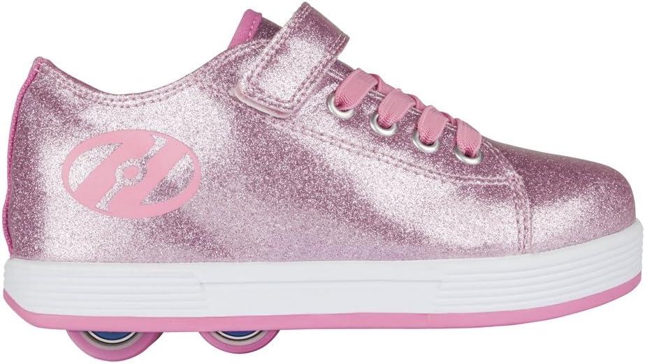 Heelys X2 Spiffy Girls Shoes - Pink