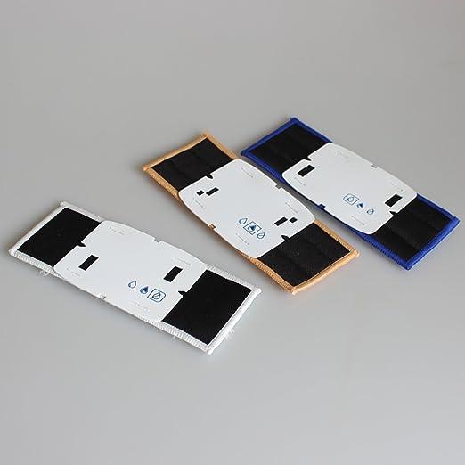 Tamkyo 2 Pezzi di Panno Lavabile//Riutilizzabile per Il Tampone di Ricambio in Microfibra CLEANmaxx