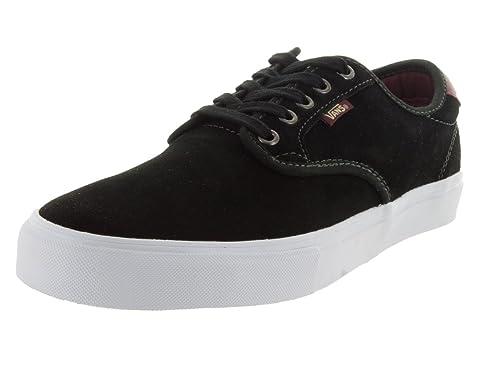 0bbbbd2c7ca3e0 VANS Skateboard Shoes CHIMA FERGUSON PRO BLACK MOHA Size 13  Amazon ...