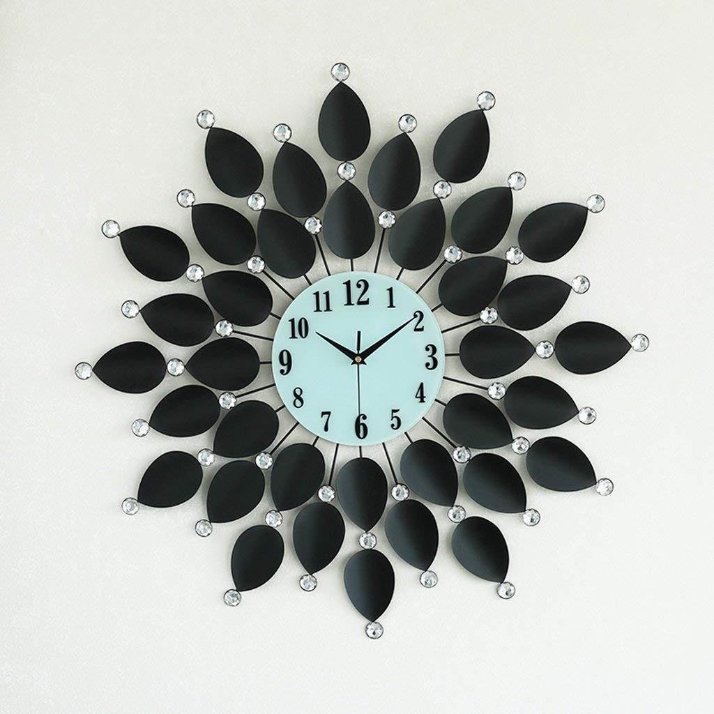 ホームデコレーションクリエイティブパーソナリティウォールクロックJYT、 ミュート時計、モダンなミニマリストの寝室の装飾クォーツ時計ぶら下げ置時計(サイズ:直径68 cm) ファッション雑貨 (サイズ さいず : Diameter68cm) Diameter68cm  B07RB7MNS7