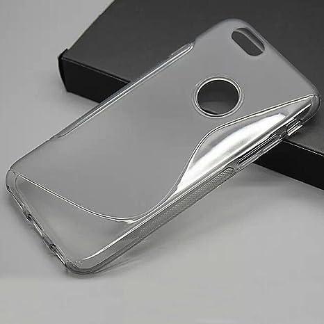 PREMIUM Apple iPhone 6S Plus cubierta de la caja gris funda de ...