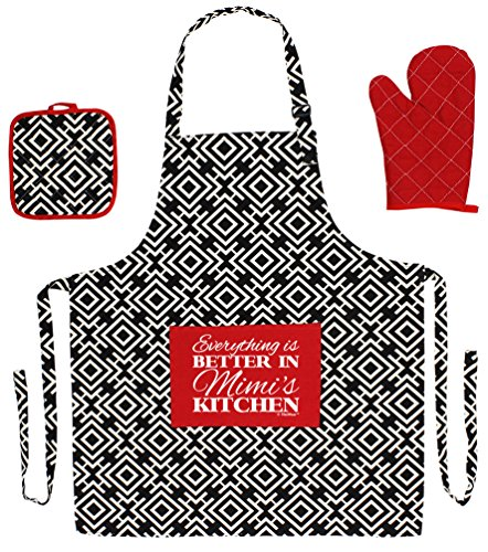 Mothers Everything Kitchen 3 piece Cooking
