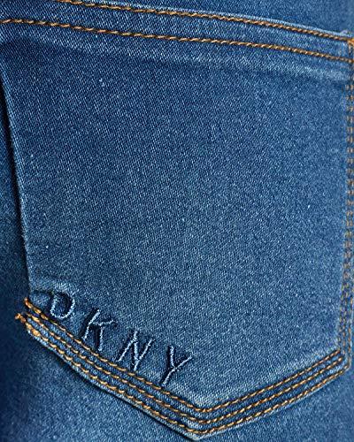 DKNY Girls Super Soft Stretch Skinny Denim Jeans 6