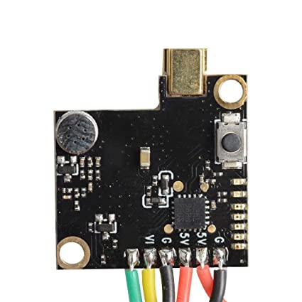 AKK Oscar's Backpack VTX 0 01mW/25mW/200mW with OSD Configuration Support  Smart Audio for FPV Drone