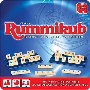Rummikub Original Niños y Adultos Juego de táctica - Juego de ...