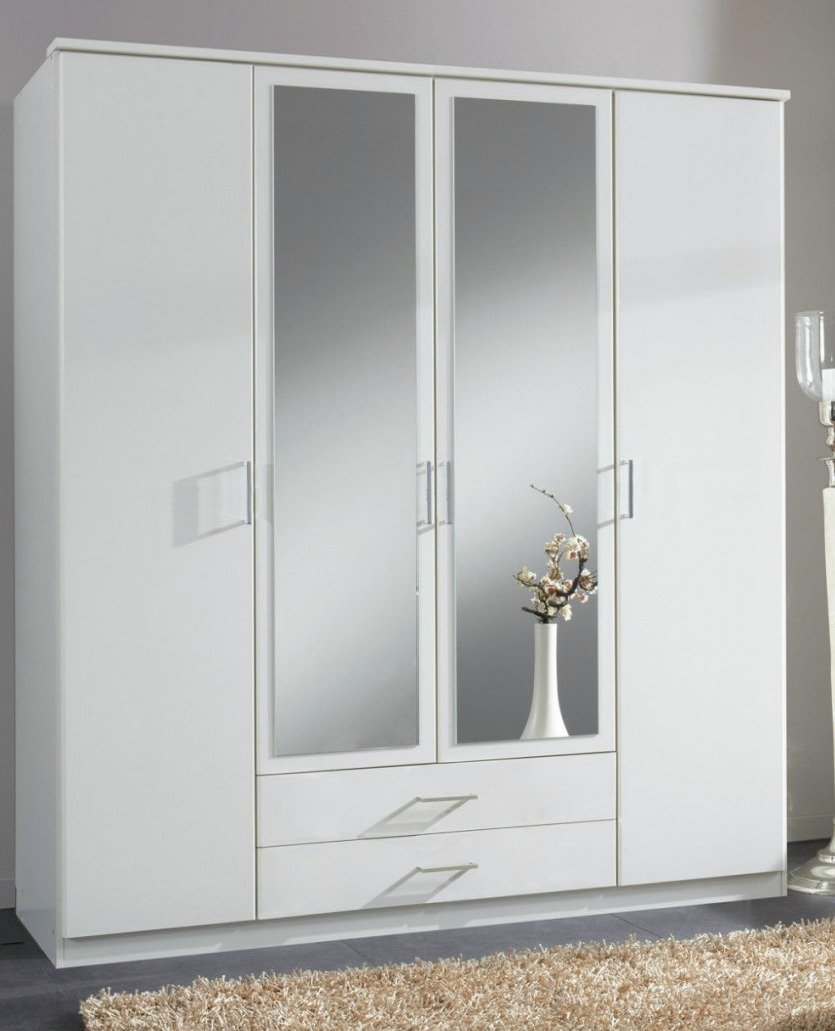 Fabback FULL Length Acrylic Mirror, Ideal for Wardrobe Doors, Shatterproof 3mm thick * NO DIY NO TOOLS NEEDED * Rear has full coverage of 3M 1163 Double Sided (30cm x 120cm) Plaskolite