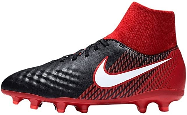 descuento más bajo zapatillas de deporte para baratas bastante baratas Amazon.com   Nike - JR Magista Onda II DF FG - 917776061 - Color ...
