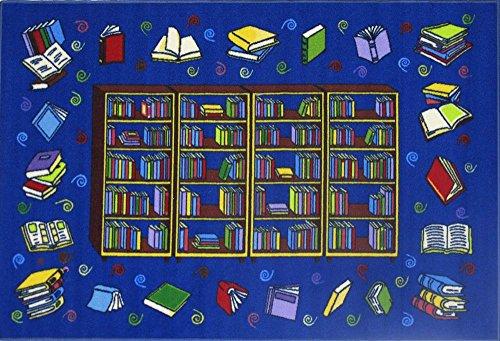 Fun Rugs FT-98 3958 Fun Time Reading Time