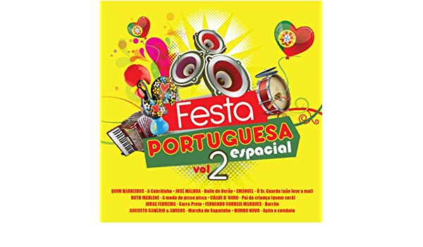 Festa Portuguesa Espacial Vol. 2 by Various Artist on Amazon Music - Amazon.com