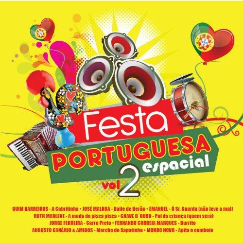 Amazon.com: Festa Portuguesa Espacial Vol. 2: Various