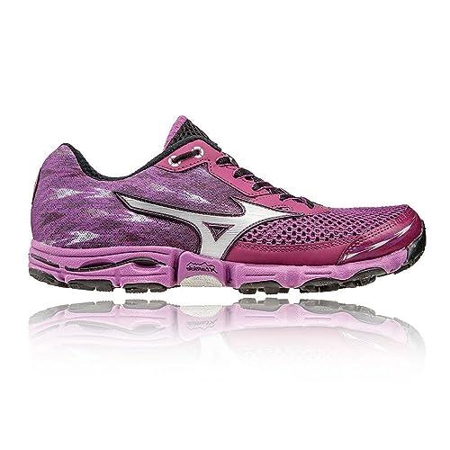 f4f722f7258e Mizuno Women's Wave Hayate 2 Trail Running Shoes: Amazon.co.uk: Shoes & Bags