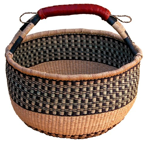 Overseas Connection Market Basket (Garden Basket)