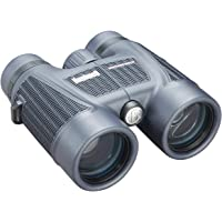 Bushnell H2O Waterproof/Fogproof Roof Prism Binocular, 10 x 42-mm, Black
