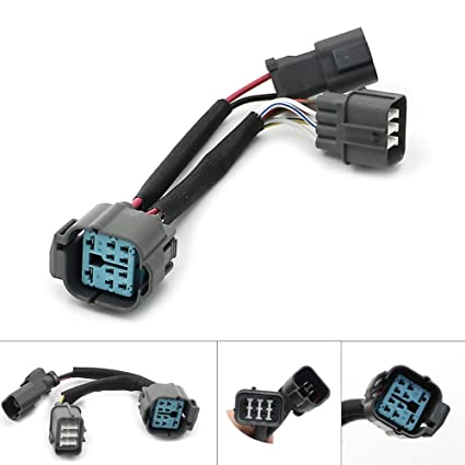 Surprising Amazon Com Motoparty Obd1 To 10 Pin Obd2 Distributor Adaptor Jumper Wiring Cloud Hisonuggs Outletorg