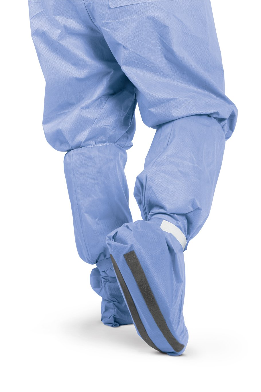 Medline NON27348P Prevention Plus Impervious Breathable Boot Covers, Latex Free, Regular/Large, Blue (Pack of 150)
