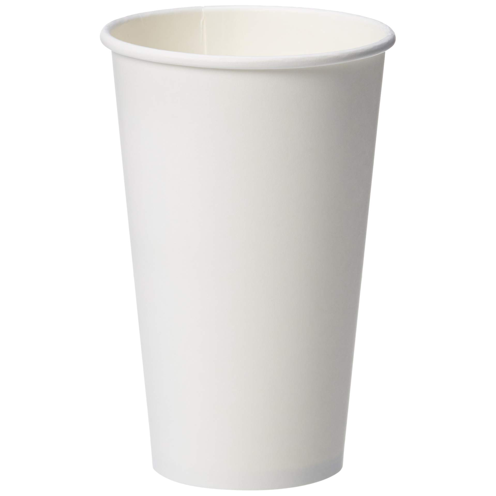 AmazonBasics Compostable PLA Laminated Hot Paper Cup, 16 oz, 1,000-Count