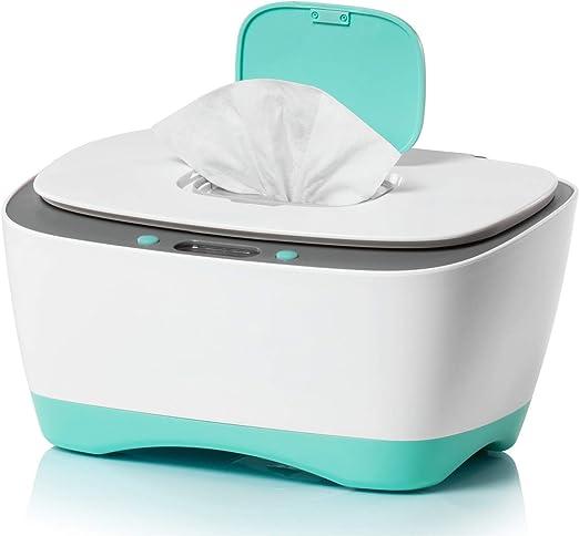 DZJ Calentador de toallitas y dispensador de toallitas húmedas ...