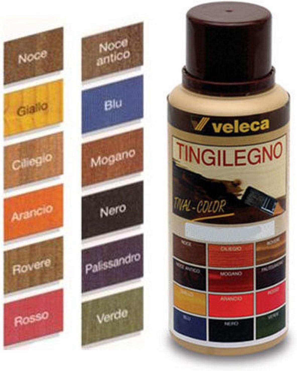 veleca tingilegno Tinte para Madera pintura tratamiento ...