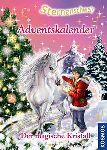 Sternenschweif Adventskalender: Der magische Kristall. Mit Extra: Geschenkpapier