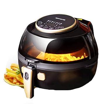 YILIAN kongqizhaguo Freidora de Aire de 5L para cocinar, cocinar, Mezclar en casa,