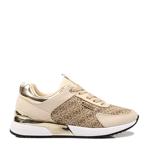 88f412d0827 Guess, Marlyn Natural FL5MR2 FAL12, Gold Shoe for Women, 2: Amazon.co.uk:  Shoes & Bags