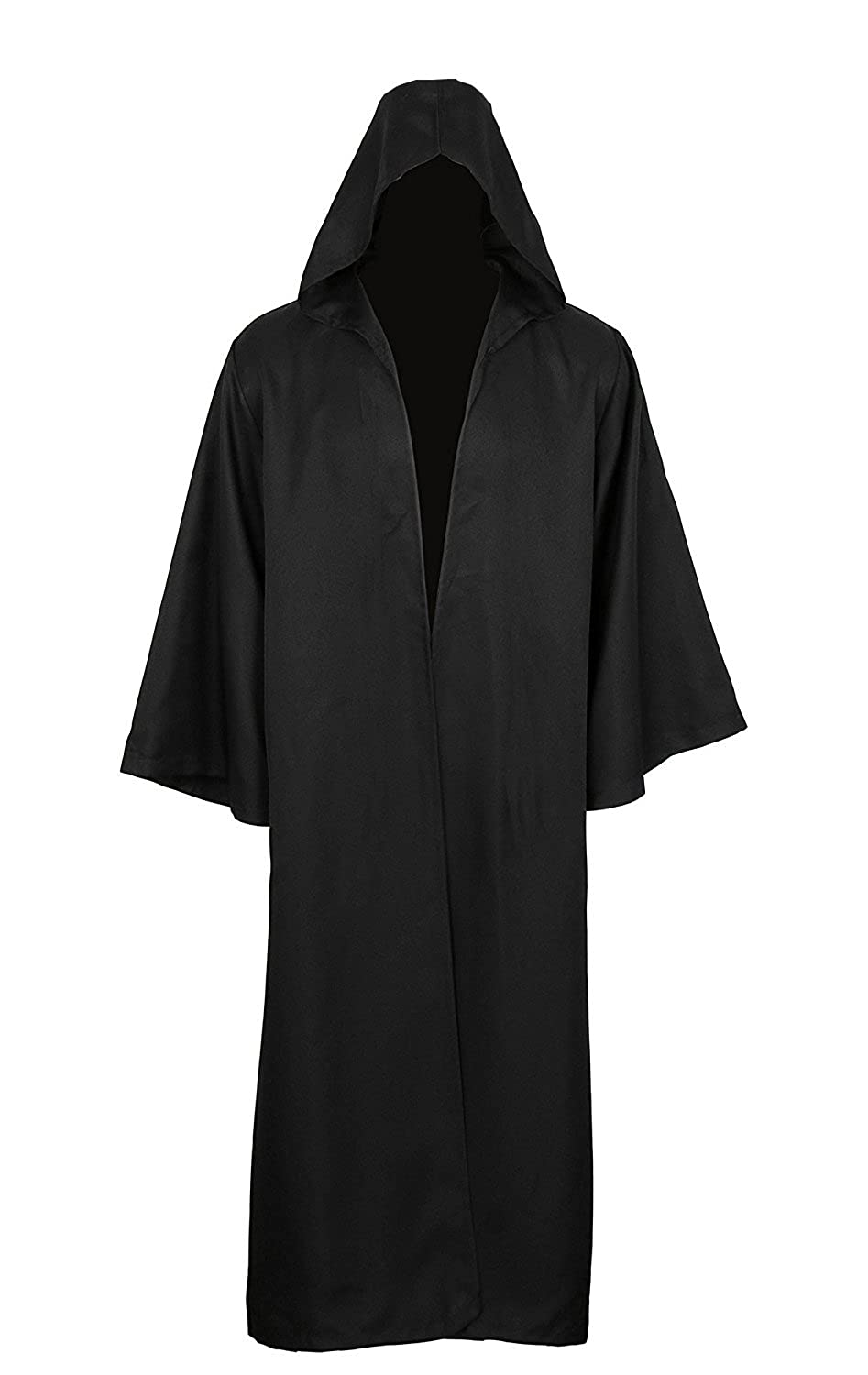 Golden service Adult Halloween Costume Tunic Hoodies Robe Cosplay Capes