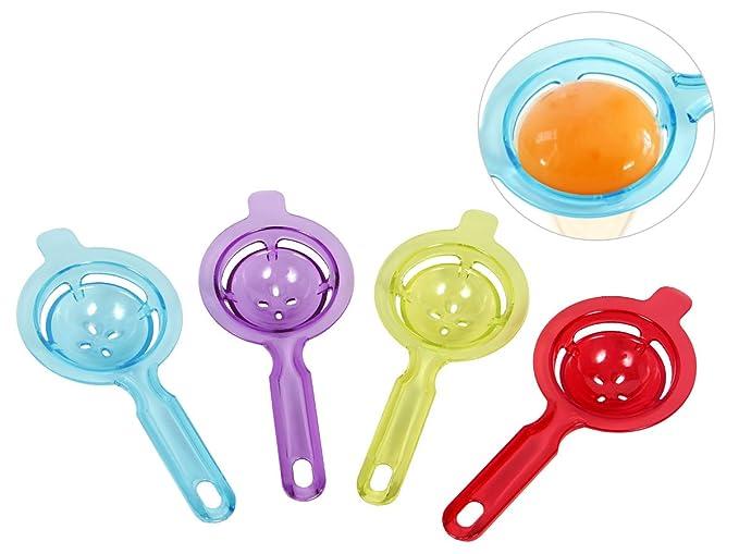 Küche Eiertrenner Eigelbtrenner Separator Ei-Trenner Eidottertrenner,