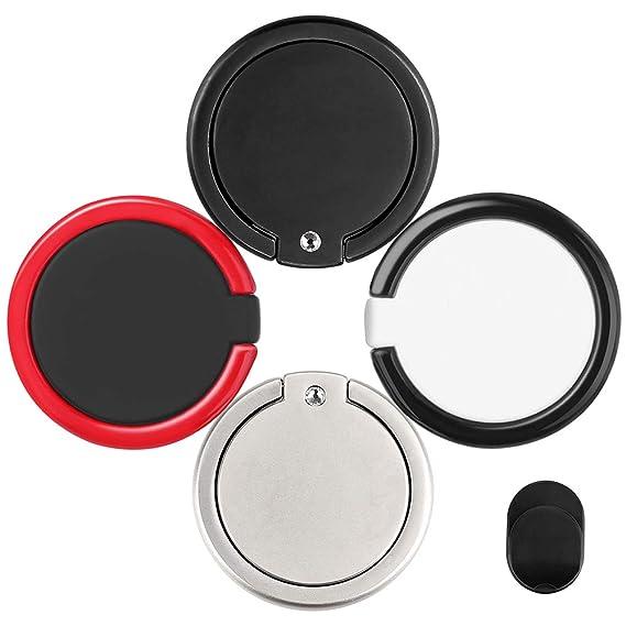 Amazon.com: Soporte de anillo para teléfono móvil, soporte ...