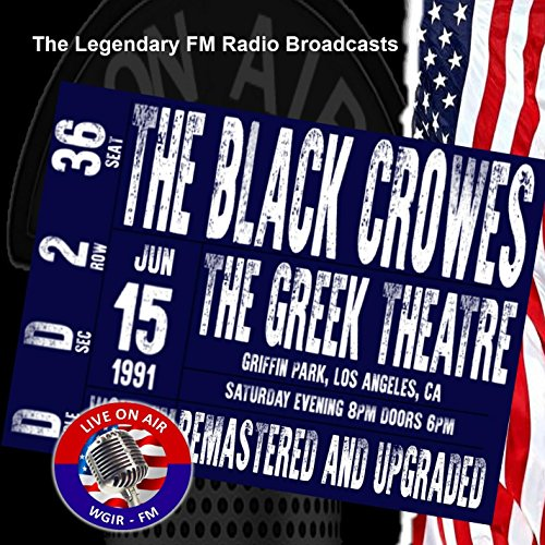 Legendary FM Broadcasts - The Greek Theatre, Los Angeles CA 15th June 1991