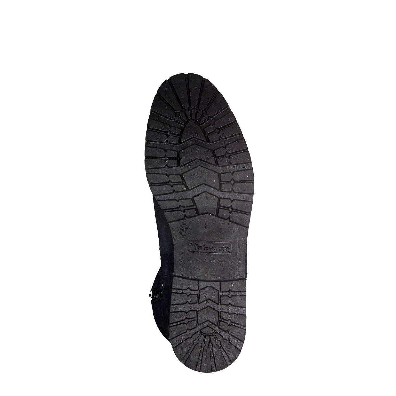 Tamaris - botas clásicas Mujer , color azul, talla 40 EU: Amazon.es: Zapatos y complementos