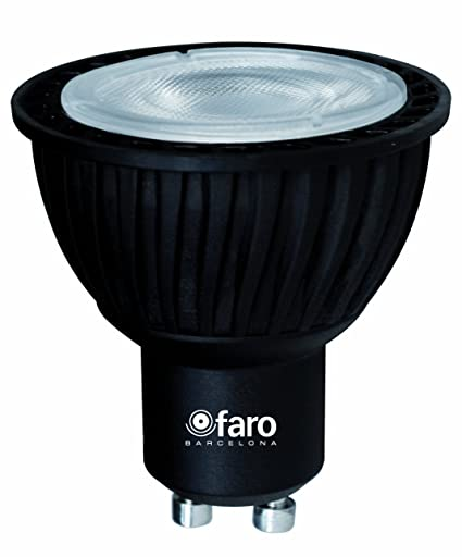 Faro Barcelona GU10 LED 14140 - Bombilla LED, 45°, 5W